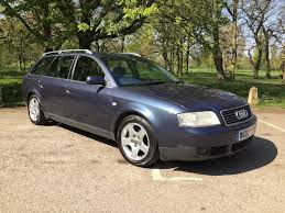 audi a6 1 owner 2 4 v6 rate petrol manual avant estate 2002 in