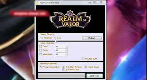 online realm of valor hack cheats gems for ios android official