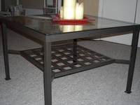 Ikea Metal Table Metal Coffee Table Regina Canada Free Classifieds Muamat