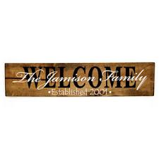 Personalized Home Decor Signs Shop Personalized Home Welcome Signs On Wanelo