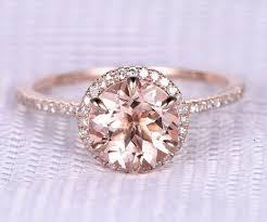 best wedding rings best 25 pink engagement rings ideas on pink wedding
