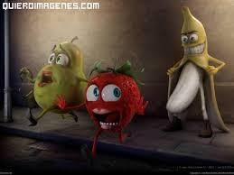 imagenes para pc chistosas graciosas de frutas