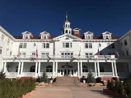 a stay at the historic stanley hotel small towns u0026 city lights