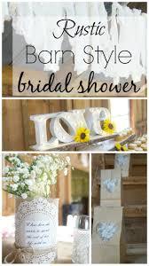 Barn Style by Rustic Barn Style Bridal Shower Seeking Lavendar Lane