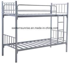 china latest design cheap metal steel iron double bed china