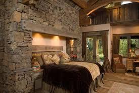 rustic bedroom furniture light brown solid wood bed design white