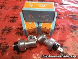 Coolant Light Alfasud Sprint Alfa 33 Coolant Temperature Warning Light Sensor