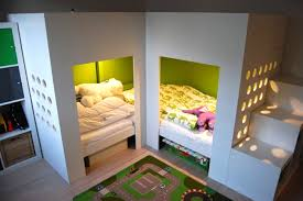 ikea bunk bed hacks 9 ingenious ways to hack ikea furniture for tiny new york apartments