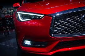 lexus rc vs q60 2017 infiniti q60 first impressions news cars com