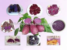 purple sweet potato color food pigment nutrition enhancers