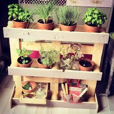 deco jardin a faire soi meme diy jardin vertical pour balcon décoration u0026 jardin pinterest
