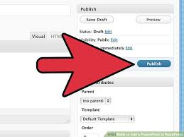 how to add a powerpoint to wordpress 7 steps with pictures