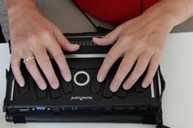 Assistive Technology For The Blind Icanconnect To Fund Communications Equipment For Deaf Blind