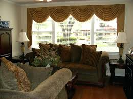dining room curtains ideas dining room curtains and valances bay window curtain ideas for