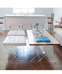 luxury plexiglass table top 14 in modern home decor inspiration