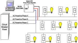 three phase lighting wiring diagram diagram wiring diagrams for
