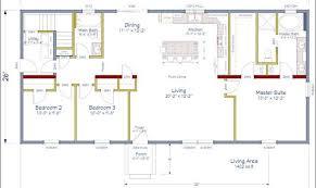 open concept ranch floor plans open concept floor plans plan 85091ms for an uphill lot