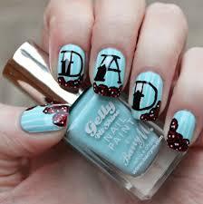 blue summer nails the best images bestartnails com