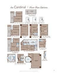 cardinal home plan by gehan homes in graystone hills