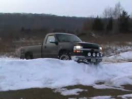 Fierce Attitude Off Road Tires Fierce Attitude Mt Tire Snow Test Youtube