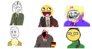 Hetalia Meme - hetalia meme faces by 67otakugirl24x3 on deviantart