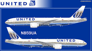 United Airlines How Many Bags Ua How Many Tulips Left Airliners Net