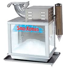 snow cone rental snow cone machine rental foods orlando amusements