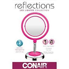 conair led lighted mirror conair mirrors kmart