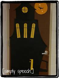 Scary Halloween Door Decorations 54 3d halloween door decorations back yard party decorations with