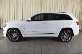 jeep grand srt8 2014 used 2014 jeep grand srt8 at certified beemer