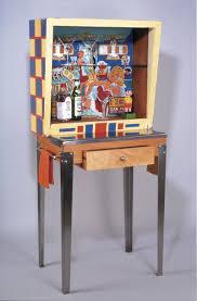 marcel home decor re purposed vintage pinball machines