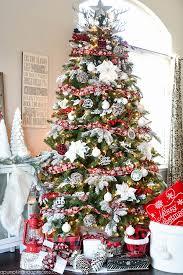 christmas tree decorations buffalo check christmas decor ideas lolly