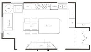 fresh small commercial kitchen floor plans kitchen design ideas