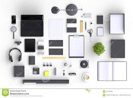 Floor Plan Objects Set Of Variety Blank Office Objects Organized For Company