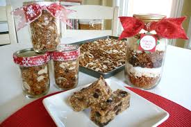 healthy gifts healthy granola gifts in a jar keeper of the home