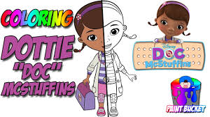 doc mcstuffins coloring pages disney junior coloring book for