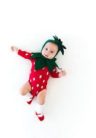 Baby Tiger Costumes Halloween Strawberry Baby Halloween Costume Yessay