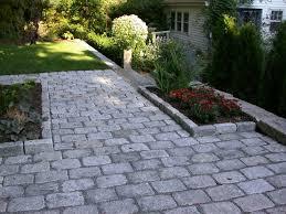 Granite Patio Stones Types Of Stone Patios Concord Stoneworks