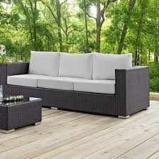 Lounge Benches Modern Outdoor Lounge Furniture Allmodern