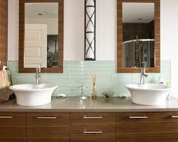 Bathroom Backsplash Tile Ideas - creative tile backsplash in bathroom intended for bathroom