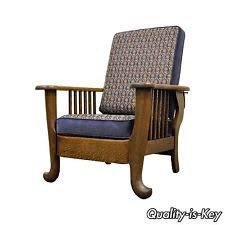 arts u0026 crafts mission style morris chair recliner ebay
