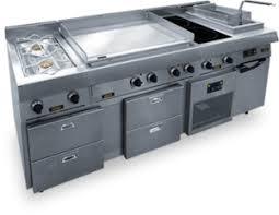 fourneaux de cuisine capic fabricant de matériel de cuisine professionnel
