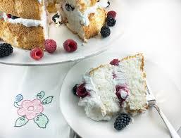 best angel food cake hummingbird thyme