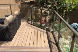 How Much Do Banisters Cost Deck New Released 2017 Vinyl Decking Prices Pvc Or Vinyl Decking
