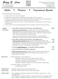 writers resume template show an example of a resume template writer resume example