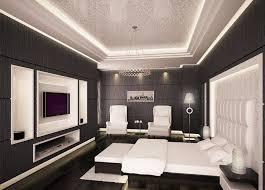 chambre à coucher pour adulte décoration de plafond plafond