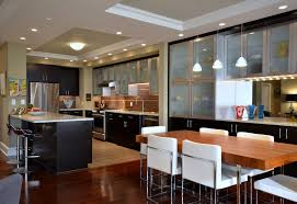 Kitchen Soffit Lighting Kitchen Soffit Kitchen Contemporary With Eat In Kitchen Ceiling