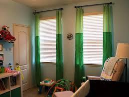 Green Nursery Curtains How To Choose Baby Nursery Curtains Tips