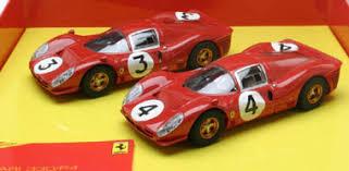 scalextric 330 p4 scalextric c2770a 330p4 2 car set monza 1967 c c2770a