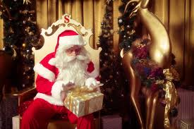santa claus father christmas hire for promotion corporate events
